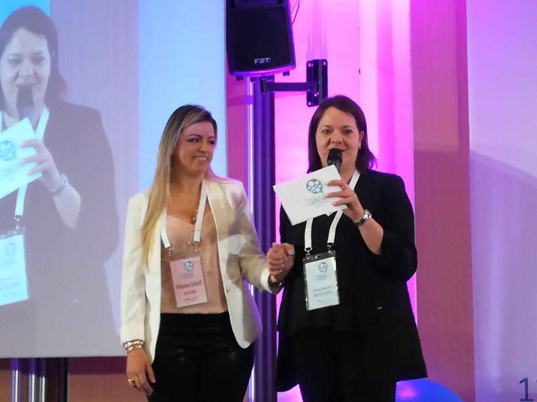 Elisiane Bianchini e Paloma Shell
