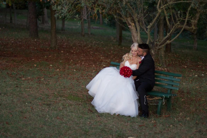 Matrimonio Elvis e Sara