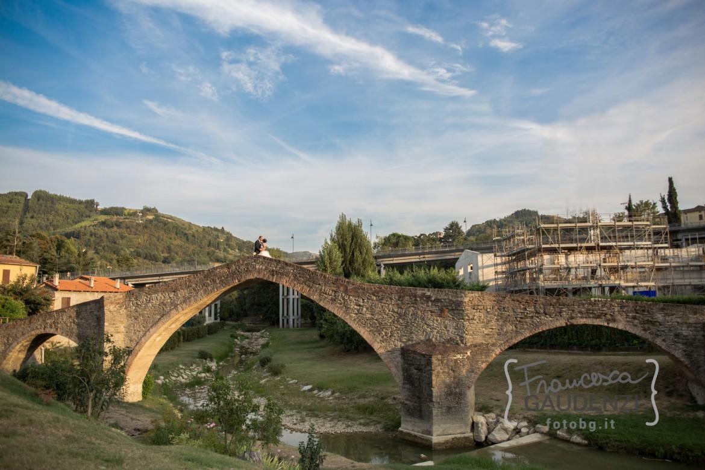 """Ponte di S.Donato, detto il """"ponte della Signora"""" - Modigliana"""